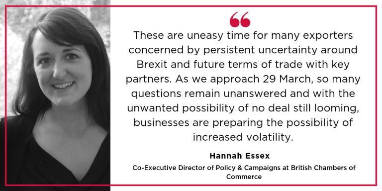 Hannah Essex quote
