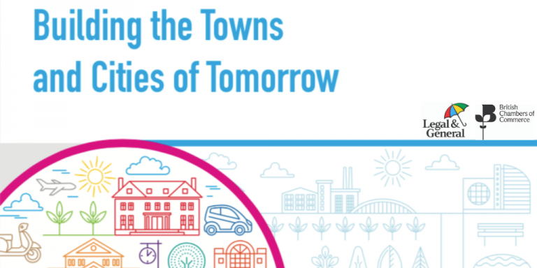 Towns and cities report