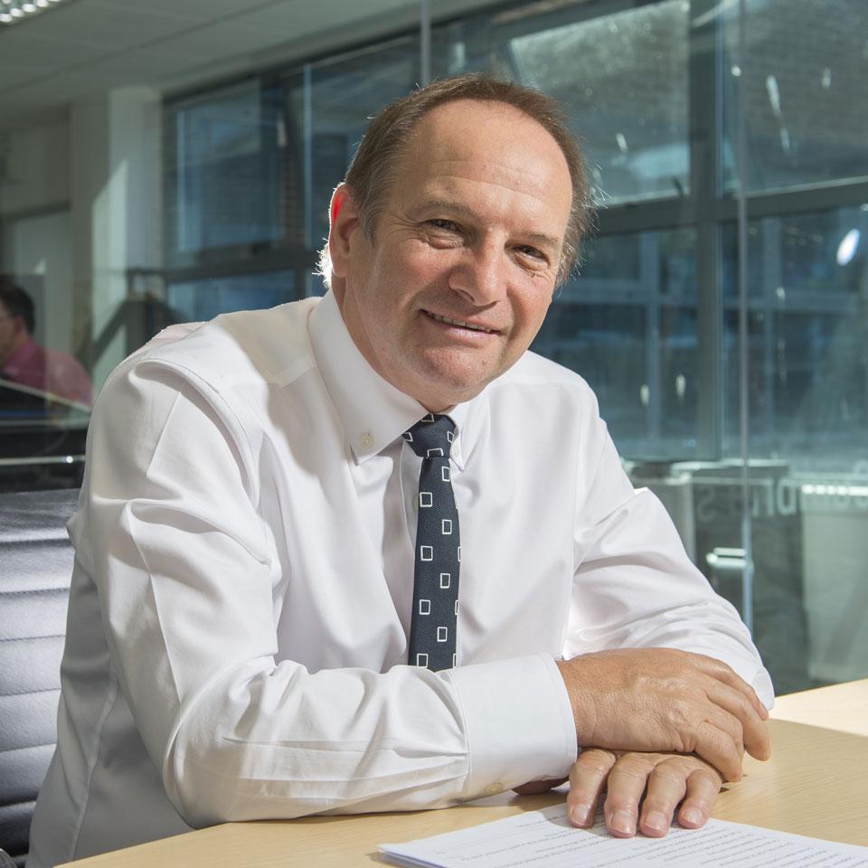 Rob Johnston, Chamber CEO