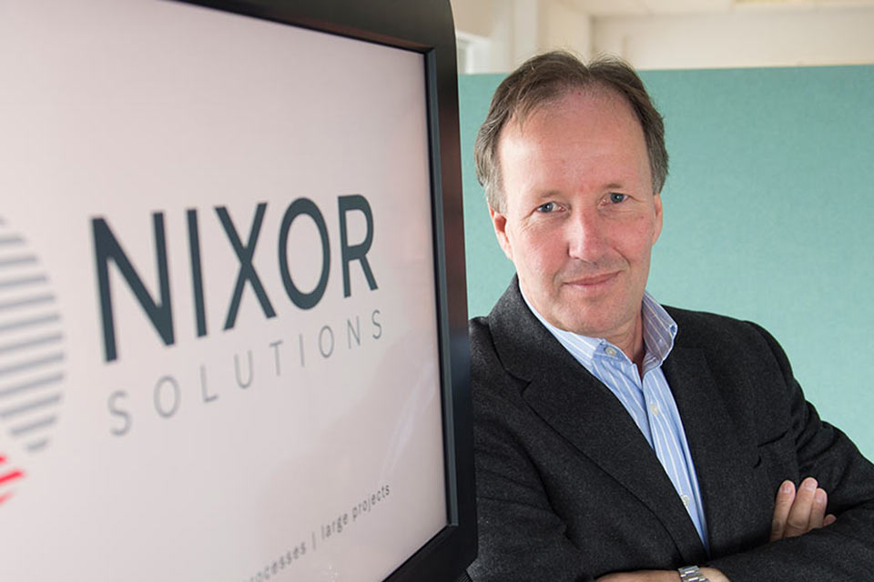 David Herrington - Nixor Solutions