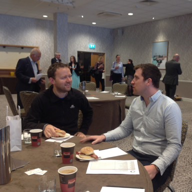 Cumbria AM - Breakfast Networking Event